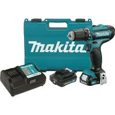 Makita FD05R1 12-Volt 3/8-Inch Max CXT Lithium-Ion Cordless Driver/Drill Kit