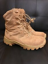 Bates Men's size 10 M - Military Army Boot Desert Tan 01450 Tactical SHIPFRE