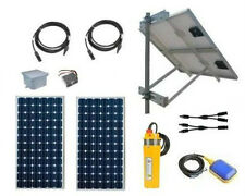 Solar Well Pump Kit - PV Powered Water Pumping System - High Capacity