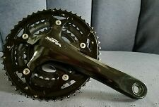 Shimano Sora triple crankset 30/39/50 tooth, 175mm crankarms