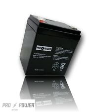Pro Power 12V 4AH  Rechargeable Sealed Lead Acid Battery