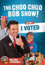 The Choo Choo Bob Show Volume 4: I Voted