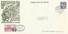 (90304) GB Festiniog Railway Letter Cover 1 September 1969