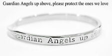 Sterlina Mi Milano Message Bangle Sentimental Meaningful Twisted Bracelet Gift