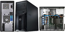 Serveur DELL PowerEdge T110 II Xeon Quad Core E3-1220 3.1Ghz 8Go DDR3 300Go SAS