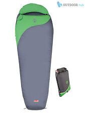 Coleman Biker Travel Sleeping Bag Compact Light Mummy Lightweight Hiking Camping