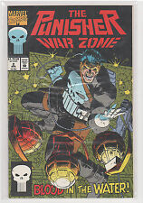 The Punisher War Zone #2 John Romita Jr 9.4