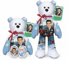 Elvis Presley Winter Wonderland Teddy bear - GREAT CHRISTMAS GIFT IDEAL