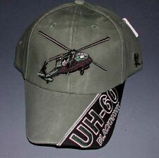 SIKORSKY UH-60 BLACKHAWK US ARMY AVIATION COMPANY Helicopter Unit Squadron Hat