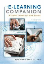 E-Learning Companion: A Student's Guide to Online Success (Available Titles Cour