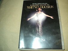 """DVD """"WE WILL ALWAYS LOVE YOU : A GRAMMY SALUTE TO WHITNEY HOUSTON"""""""