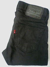 LEVI'S 510 MENS JEANS STRETCH SKINNY FIT W27 L32 STRAUSS BLUE LEVF780