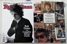 ROLLING STONE Special COLLECTORS Edition BOB DYLAN Complete ALBUM GUIDE Bootlegs