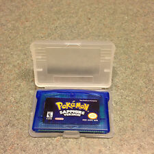 NEW For Pokemon Sapphire For Nintendo Game Boy Advance For NDSL/GBC/GBM/GBA/SP