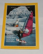 NATIONAL GEOGRAPHIC MAGAZINE MARCH 1988 - CHINA BY RAIL/ANCHORAGE/FALKLANDS