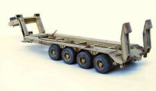M747 60-ton Tank transporter trailer for 1/35 MinimanFactory