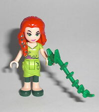 LEGO DC Super Hero Girls - Poison Ivy - Figur Minifig Highschool Schule 41232