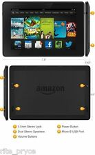Amazon Kindle Fire HD P48WVB4 8GB, Wi-Fi, 7in 3rd Gen latest model  GREAT PRICE