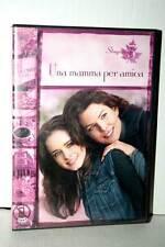 UNA MAMMA PER AMICA STAGIONE 5 USATA BUONO STATO 6 DVD VERSIONE ITA GD1 39735