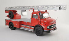 german fire truck Mercedes Benz L322 METZ DL22H 1966 Schuco 1:18