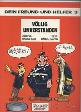 DEIN FREUND UND HELFER # 3 - KOX / CAUVIN - FEEST COMICS 1. AUFLAGE 1991 - TOP