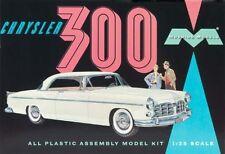 NEW! Moebius 1/25 1955 Chrysler 300 Plastic Model Kit 1201 MOE1201