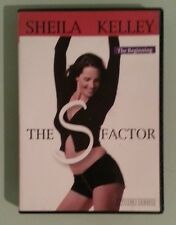 sheila kelley   THE S FACTOR 1  the beginning    DVD