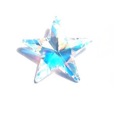 40mm Swarovski Strass AB Aurora Borealis Crystal Star Prisms Wholesale  NEW  CCI