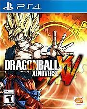 DRAGON BALL XENOVERSE (NO DLC) PS4 ACTION NEW VIDEO GAME
