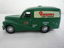 Nice 1/43 VANGUARD CORGI Austin A40 Van Ransomes Lawnmowers VA3000 UK Made