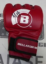 Michael Venom Page Signed Official Red Bellator MMA Fight Glove PSA/DNA MVP Auto