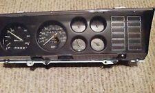 1986 Cutlass Rally Sport gauge cluster