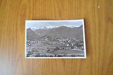 CARTOLINA TORINO AVIGLIANA MONTI VALLE DI SUSA VIAGGIATA 1933 SUBALPINA GG
