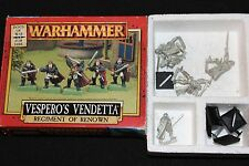 Warhammer Games Workshop Dogs of War Vesperos Vendetta Boxed New Regiment NIB