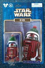 Star Wars 2016 Disney Droid Factory Holiday R2-H16 Christmas Limited Build A