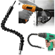 Shaft Extension Flexible Screwdriver Drill Bit Holder Link for Electronic Drill