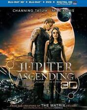 Jupiter Ascending (Blu-ray, 2015, 1-Disc Set, Canadian 3D)