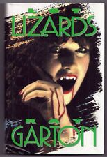 LOT LIZARDS by Ray Garton (1991) - FIRST EDITION, FIRST PRINT HARDCOVER