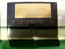 Various ‎– Y Si Fueran Ellas A.S ' CD SEALED