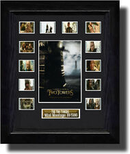Lord of the Rings The Two Towers   film cell Mini Poster fc277c
