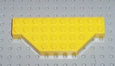 LEGO - YELLOW - Brick, 4 x 10 Modified with Cut Corners, x1 (30181) YL40