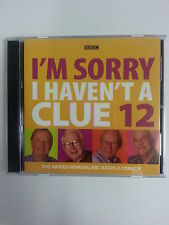 I'M SORRY I HAVEN'T A CLUE 12 - NEW - UNSEALED - BBC RADIO 4 SERIES