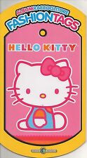 HELLO KITTY FASHION TAGS ALBUM VUOTO/EMPTY