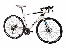 Giant Defy Advanced 2,  Carbon, Road Bike, 2016, Size XL