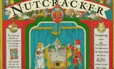THE NUTCRACKER STORY BOOK & ADVENT CALENDAR SET