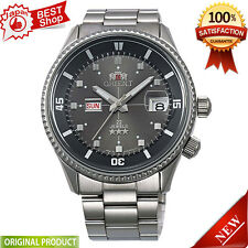 ORIENT WV0011AA King Master 22 Jewels Mechanical Automatic Watch - 100% JAPAN