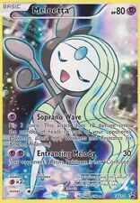 1X Mythical Meloetta XY120 -Full Art FOIL- Black Star Promo - NM Pokemon TCG
