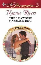 The Salvatore Marriage Deal 2735 by Natalie Rivers (2008, Paperback)