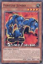 Yu-Gi-Oh ! Carte Foreuse Jumbo (par 2 !!) SDGR-FR014