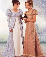 Butterick B6630 SEWING PATTERN 12-14-16 Regency/Victorian/Titanic Fancy Dress